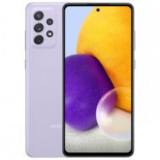 Telefon Samsung Galaxy A72 6GB/128GB (SM-A725) bənövşəyi