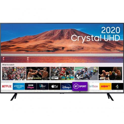 "4K UHD Televizor 55"" Smart TV Samsung UE55TU7140UXRU"